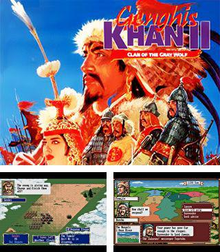 Zusätzlich zum sis-Spiel Felix der Kater für Symbian-Telefone können Sie auch kostenlos Tschingis Khan 2: Der Klan der grauen Wölfe, Genghis khan 2: Clan of the gray wolf herunterladen.