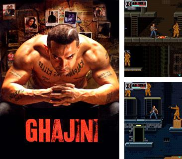 In addition to the sis game Men in Black: The Series for Symbian phones, you can also download Ghajini for free.