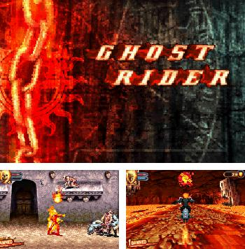In addition to the sis game Jordan vs Bird: One on one for Symbian phones, you can also download Ghost Rider for free.