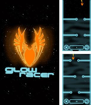 In addition to the sis game Whomp Em for Symbian phones, you can also download Glow Racer for free.