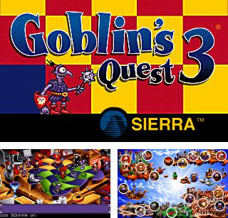 In addition to the sis game Strider 2 for Symbian phones, you can also download Goblins Quest 3 (Goblins 3) for free.