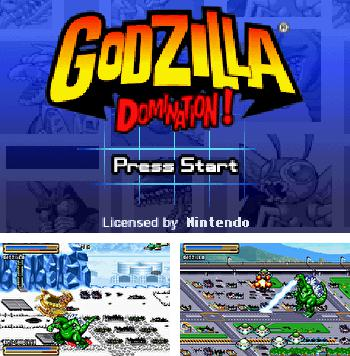 In addition to the sis game The Adventures of Captain Comic for Symbian phones, you can also download Godzilla Domination! for free.