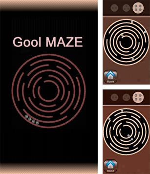 In addition to the sis game Boom Letters for Symbian phones, you can also download Gool MAZE for free.