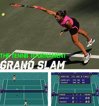 Grand slam: The tennis tournament