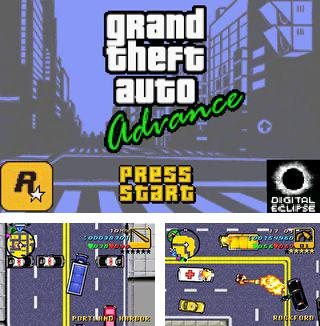 In addition to the sis game V-Rally 3 for Symbian phones, you can also download Grand Theft Auto Advance for free.