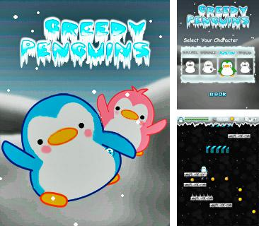 In addition to the sis game Clue for Symbian phones, you can also download Greedy penguins for free.