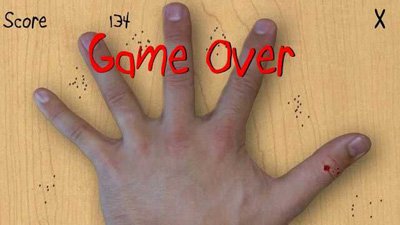 Hand Game - Symbian game screenshots. Gameplay Hand Game.