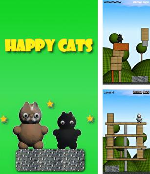 In addition to the sis game Batman for Symbian phones, you can also download Happy cats for free.