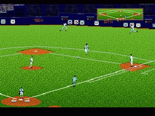 HardBall '95 - Symbian game screenshots. Gameplay HardBall '95.