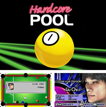 In addition to the sis game World Of Rabbit The Dig for Symbian phones, you can also download Hardcore pool for free.