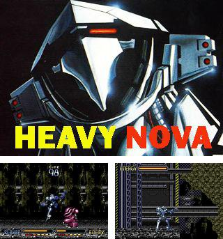 In addition to the sis game Electric beams for Symbian phones, you can also download Heavy Nova for free.