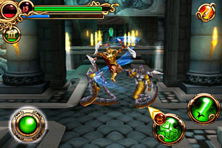 Hero of Sparta download free Symbian game. Daily updates with the best sis games.