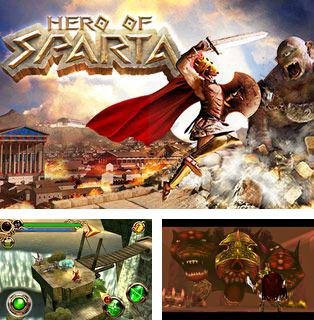 In addition to the sis game Sky Dancers They Magically Fly for Symbian phones, you can also download Hero of Sparta for free.