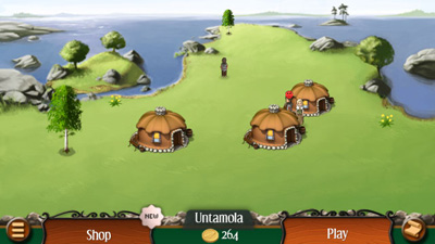 Play Heroes of Kalevala for Symbian. Download top sis games for free.