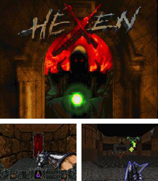 In addition to sis game Hexen for Nokia N73,  you can download for free other games for Symbian.