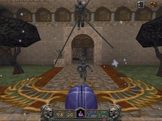 Batman - Symbian game screenshots. Gameplay Batman.