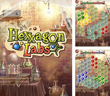 In addition to the sis game Brutal: Paws of fury for Symbian phones, you can also download Hexxagon labs for free.