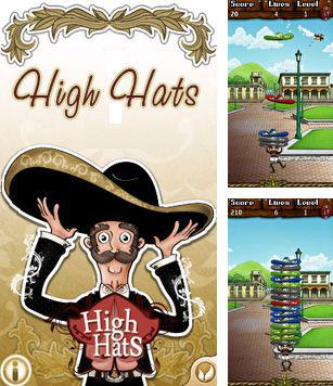 In addition to the sis game Zan: Yasha Enbukyoku for Symbian phones, you can also download High Hats for free.