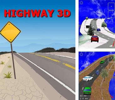 In addition to the sis game Arkaballid for Symbian phones, you can also download HighWay 3D for free.