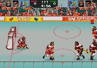 Hit the ice - Symbian game screenshots. Gameplay Hit the ice.