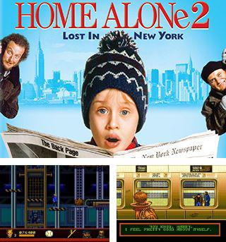 In addition to the sis game Marble Maze 2 for Symbian phones, you can also download Home Alone 2: Lost in New York for free.