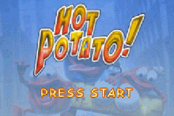 Hot Potato!
