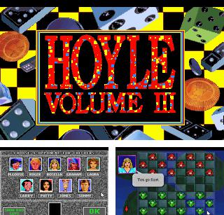 Hoyle's Official Book of Games: Volume 3