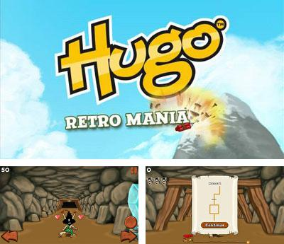 In addition to the sis game Prince of Persia: The Sands of Time for Symbian phones, you can also download Hugo Retro Mania for free.