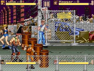 Hyper Final Fight 2 - Symbian game. Hyper Final Fight 2 ...