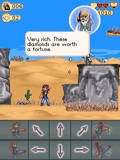 I hate guns - Symbian game screenshots. Gameplay I hate guns.