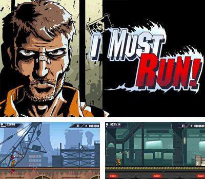 In addition to the sis game Buggy Coaster for Symbian phones, you can also download I Must Run! for free.
