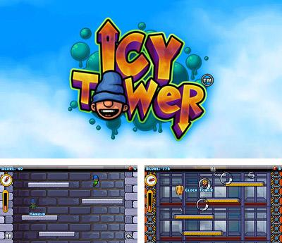 In addition to the sis game HoverZone for Symbian phones, you can also download Icy tower for free.