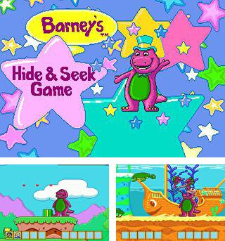In addition to the sis game Columns crown for Symbian phones, you can also download Barney's hide & seek game for free.