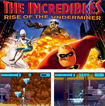 In addition to the sis game Xenophobe for Symbian phones, you can also download Incredibles: Rise of the Underminer for free.