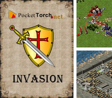 In addition to the sis game Fetih for Symbian phones, you can also download Invasion for free.