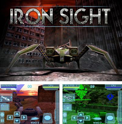In addition to the sis game Parking Mania 2 for Symbian phones, you can also download Iron sight HD for free.
