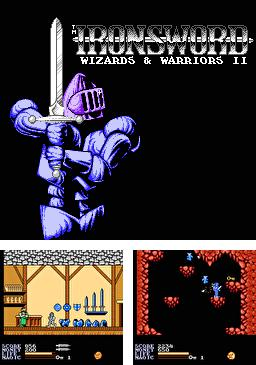 Iron Sword: Wizards and Warriors 2
