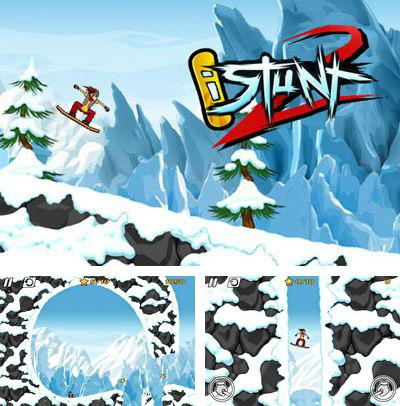 In addition to the sis game Blaze Golf Pro Contest 2 for Symbian phones, you can also download IStunt 2 for free.