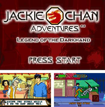 In addition to the sis game Wheel of fortune for Symbian phones, you can also download Jackie Chan Adventures: Legend of the Dark hand for free.