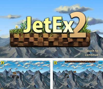In addition to the sis game Jammit for Symbian phones, you can also download JetEx 2 for free.