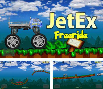 In addition to the sis game Clue for Symbian phones, you can also download JetEx 4 Freeride paid for free.