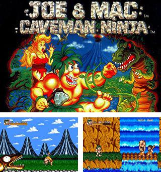 In addition to the sis game Duel masters: Kaijudo showdown for Symbian phones, you can also download Joe & Mac: Caveman ninja for free.