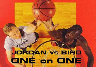 Jordan vs Bird: One on one