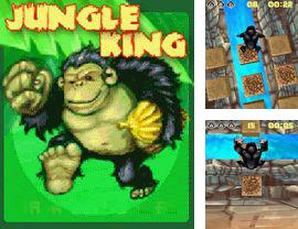 In addition to the sis game Sword Master for Symbian phones, you can also download Jungle King for free.