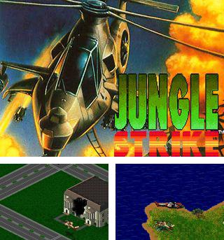In addition to the sis game Grand Theft Auto Advance for Symbian phones, you can also download Jungle strike for free.