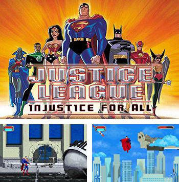 In addition to the sis game Greatest heavyweights for Symbian phones, you can also download Justice league: Injustice for all for free.