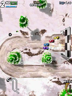 Play K-Rally for Symbian. Download top sis games for free.
