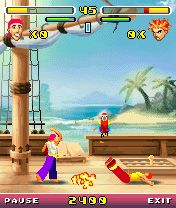 Play Karma Fighter for Symbian. Download top sis games for free.