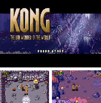 In addition to the sis game Antarctic Adventure for Symbian phones, you can also download King Kong The Official Game of the Movie for free.