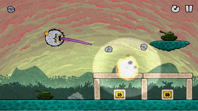 King Oddball - Symbian game screenshots. Gameplay King Oddball.